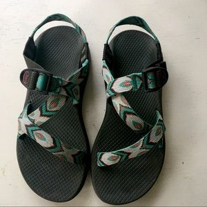 Chaco Aztec sandals size 8 trail sport
